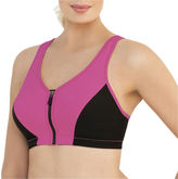 Glamorise High-Impact Front-Zip Sports Bra - 1266