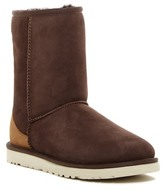 UGG Classic Short Serape Genuine Shearling Boot