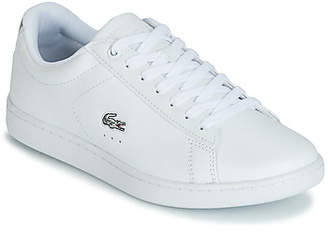 Lacoste CARNABY EVO 219 1 women's Shoes (Trainers) in White