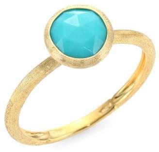 Marco Bicego Jaipur Turquoise & 18K Yellow Gold Ring