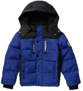 Diesel Puffer Jacket (Big Boys)
