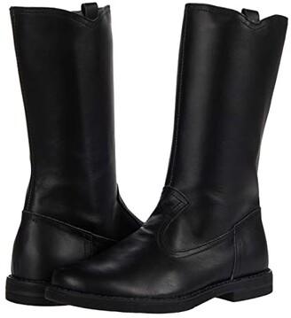 Naturino Nitteo AW20 (Little Kid/Big Kid) (Black) Girl's Shoes