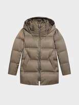 DKNY High Neck Puffer With Hood