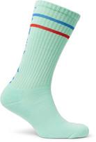 Cav Empt - Ribbed Cotton-blend Socks