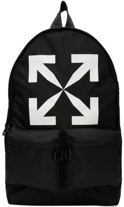 Off-White Off White Black Arrow Backpack