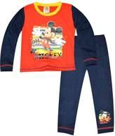 Disney Mickey Mouse Long Length Pajama Age