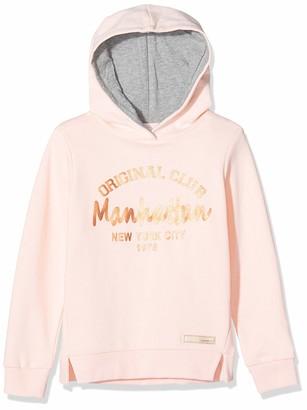 Name It Girl's Nkftpretty SWE W Hood Unb Sweatshirts