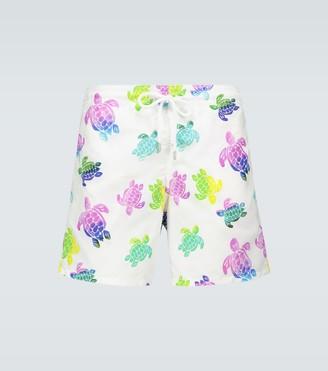Vilebrequin Turtle Moorea classic swim shorts
