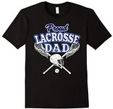 LaCrosse Men's Dad Shirt: Proud Daddy Father Of Player T-Shirt