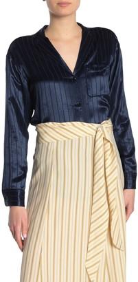 Rag & Bone Hahn Pajama Shirt