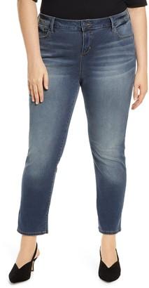 SLINK Jeans High Rise Cigarette Leg