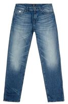 Boss Straight Light Wash Jeans