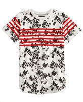 Sean John Floral-Print T-Shirt, Big Boys (8-20)