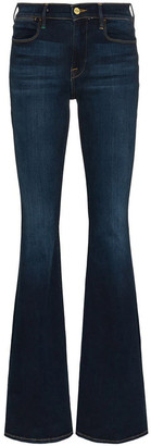 Frame Le High Flared Jeans