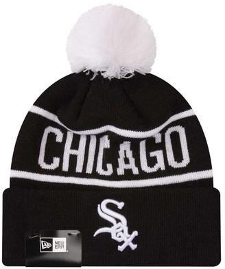 Chicago White Sox 2019 New Era Homerun Knit Beanie