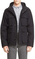 Saturdays Nyc Men's 'M-65' Hooded Utility Jacket