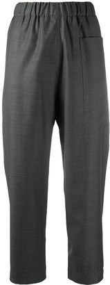 Sofie D'hoore Punch side pocket straight-leg trousers