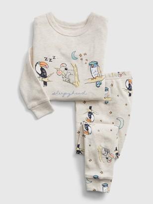 Gap babyGap Sleepy Animal PJ Set