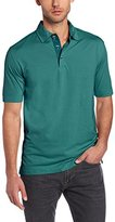 Cutter & Buck Men's Cb Drytec Medina Tonal Stripe Polo Shirt