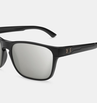 Under Armour UA Glimpse Polarized Mirror Sunglasses