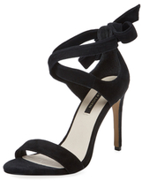 Ava & Aiden Bow Back High Heel Sandal