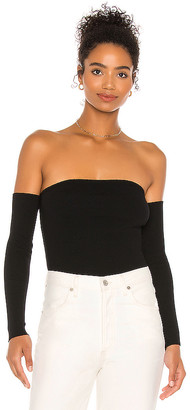 525 Tube Top with Sleeves