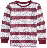 Epic Threads Bedford Striped Shirt, Little Boys, Created for Macy's