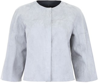 Drome Reversible Leather Jacket