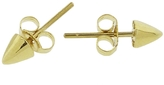 Jennifer Meyer Cone Stud Earrings - Yellow Gold