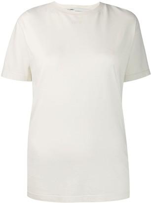 Off-White discreet logo print T-shirt