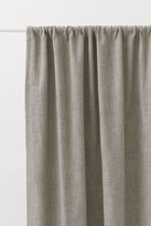 H&M 2-pack Blackout Curtains - Brown