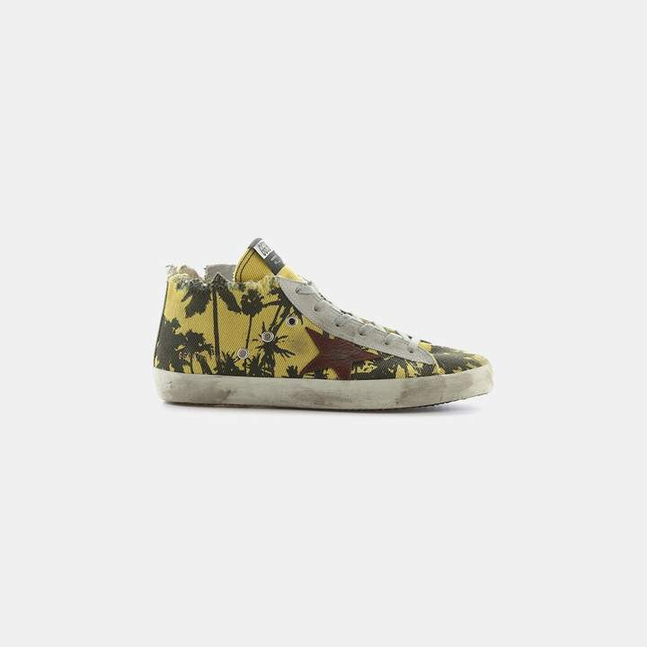 Golden Goose Francy Nappa Leather High Top