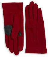 Echo Wool-Blend Tech Gloves