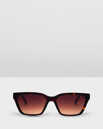 Carolina Lemke Berlin - Women's Brown Retro - CL7843 SG 02 - Size One Size at The Iconic