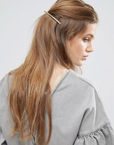 Asos Limited Edition Sleek Twist Hair Barrette