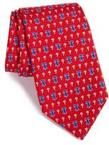 Vineyard Vines Philadelphia Phillies - MLB Print Silk Tie