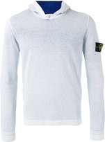 Stone Island hooded jumper - men - Cotton - S