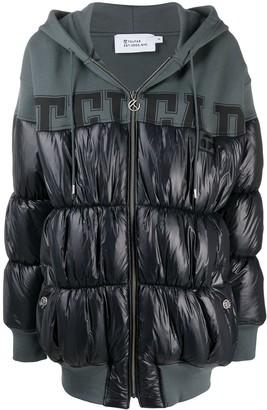 Telfar Padded Long-Sleeve Coat