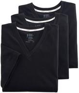 Jockey Men's 3-pk. Slim-Fit Tailored StayDry V-Neck Tees