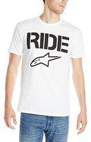 Alpinestars Men's Ride Solid T-Shirt