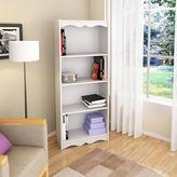 Asstd National Brand Hawthorn 60 Bookcase