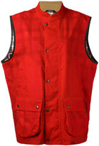 Maison Margiela vest jacket - women - Cotton/Polyester - 40