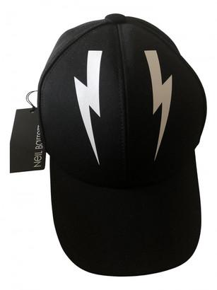 Neil Barrett Black Synthetic Hats & pull on hats