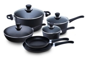 Scanpan Classic Induction 10-Pc. Cookware Set