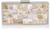 Sondra Roberts Cut Shell Clutch