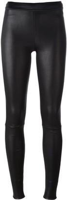 Drome skinny leather pants