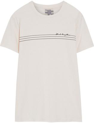 Baum und Pferdgarten Jolee Printed Cotton-jersey T-shirt