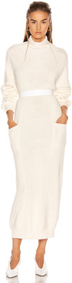 Mara Hoffman Elsa Dress in Cream | FWRD