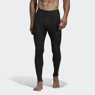 adidas Alphaskin 360 Long 3-Stripes Tights