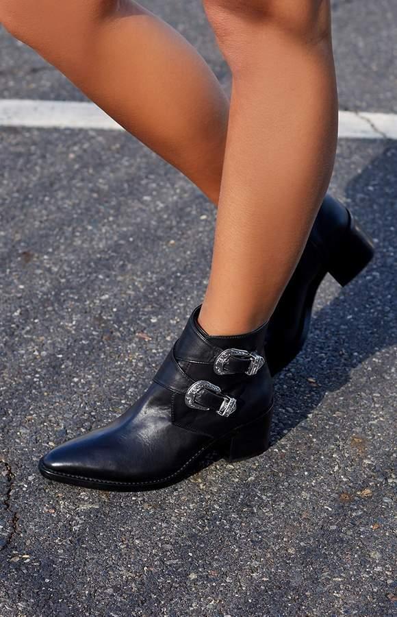 Tony Bianco Stallion Boots Black Albany